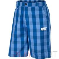 BASIC SHORT-PLAID