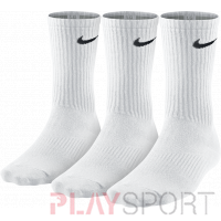 Unisex  Performance Lightweight Crew Training Sock (3 Pair)