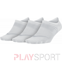 Wo  Performance Lightweight Training Footie (3 Pair)