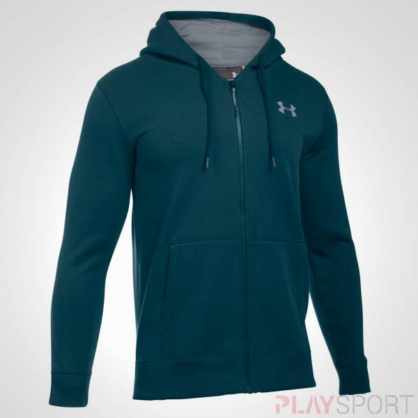 Under Armour STORM RIVAL COTTON FULL ZIP  1a9f554431