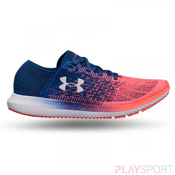UA W Threadborne Blur-BLU