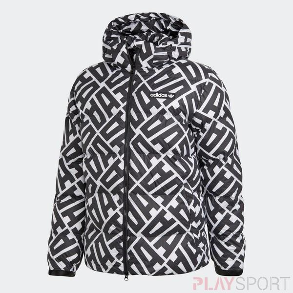 AOP HOODED JKT
